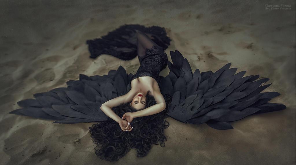 Angel by chervona