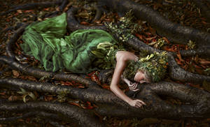 Fallen nature by chervona