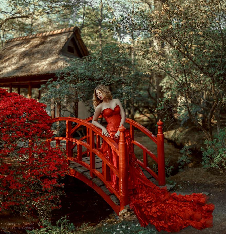 Scarlet river by chervona