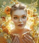 sunlight by chervona