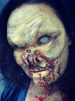 Zombie Nose Rot by eatlizzardsdaily