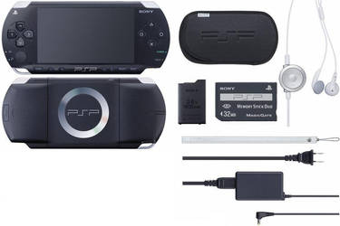 PSP and actuall accecories