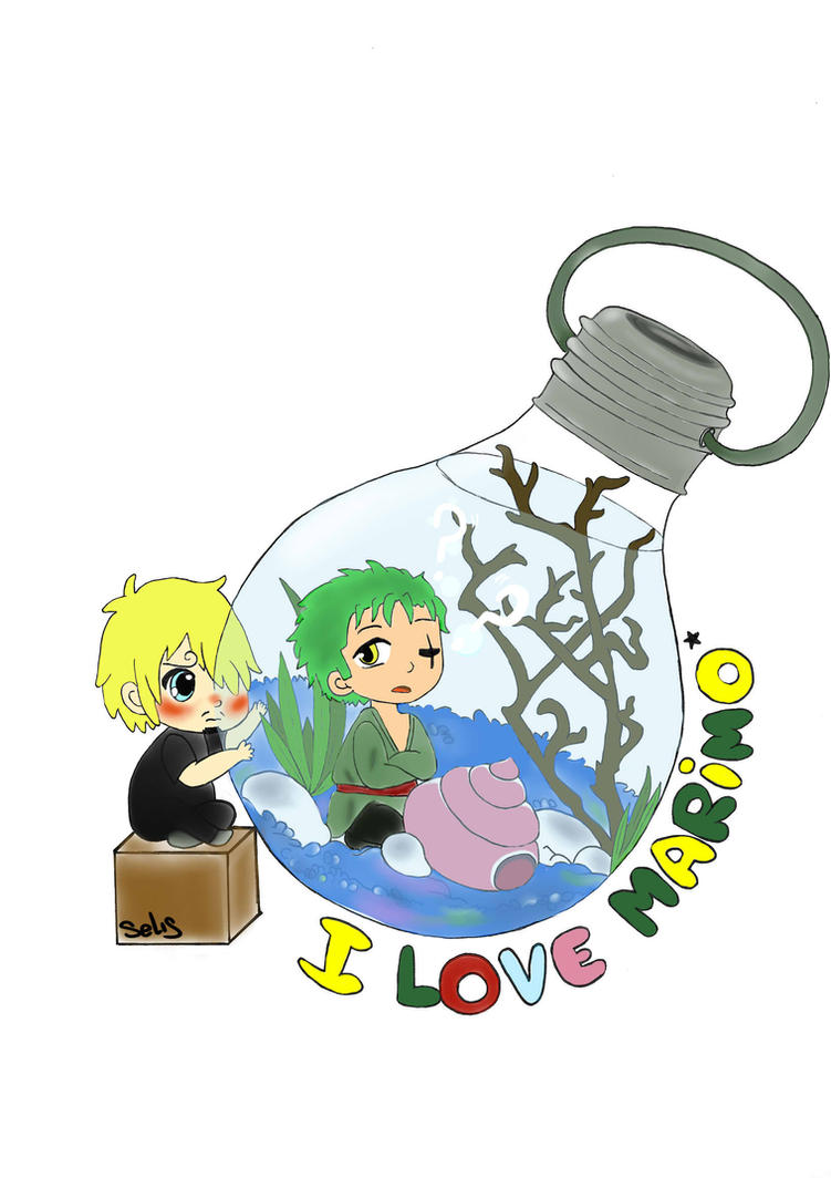 I love Marimo! 2 by sasu-the-vampire