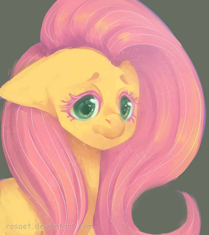 fluttershy_by_rosaet-d8fwcsu.png