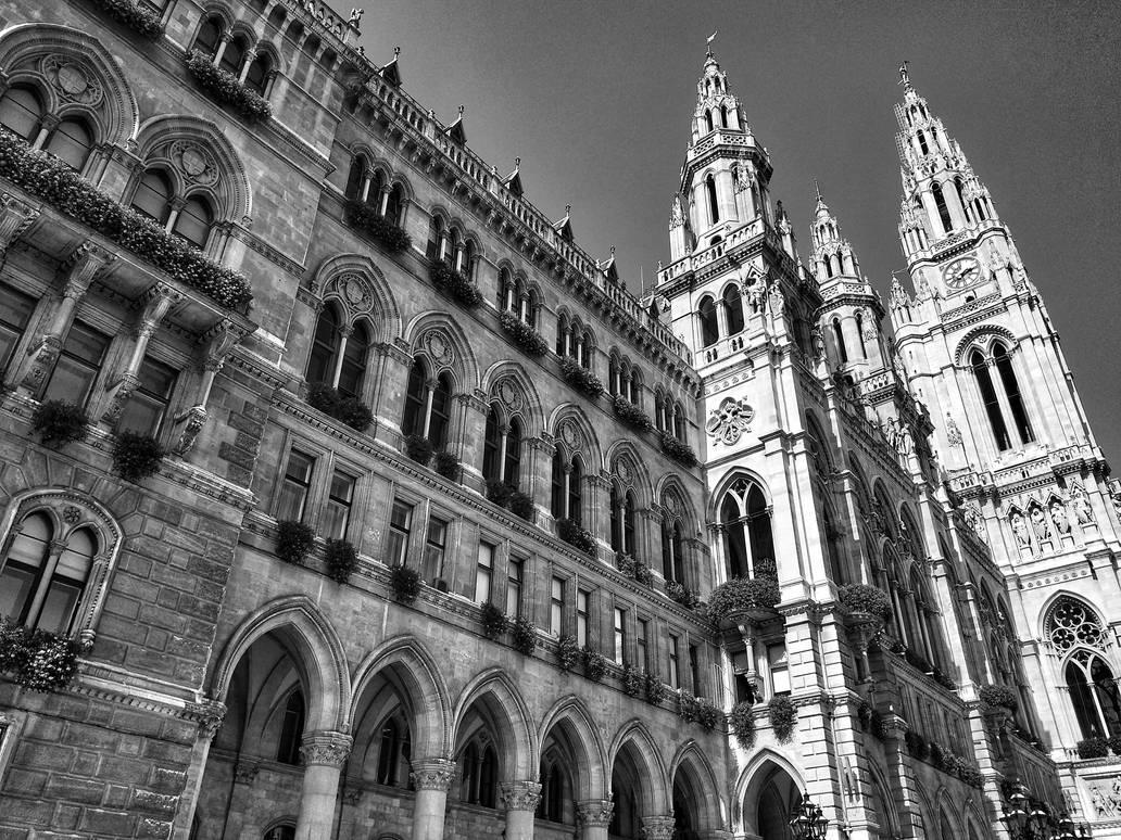 Gothic arhitecture  by Magic-diamond