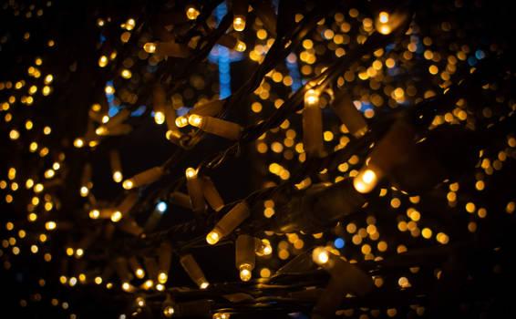 Celebration lights by Magic-diamond