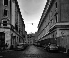 Urban alley by Magic-diamond