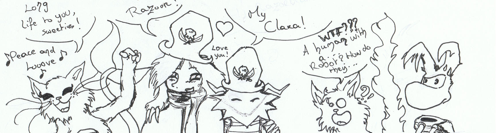 ClaraAndRazor4Ever--contest by theBloodRaven
