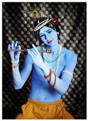 Krishna. by saturninus