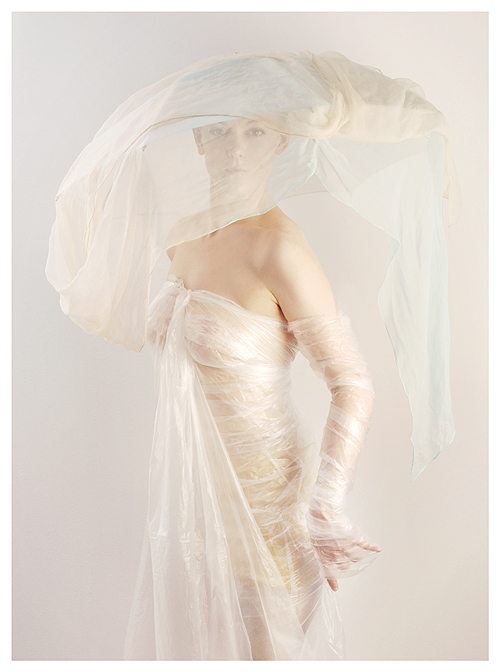 Lady Jellyfish. by saturninus