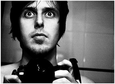 Camera and Mirror Cliche. by saturninus