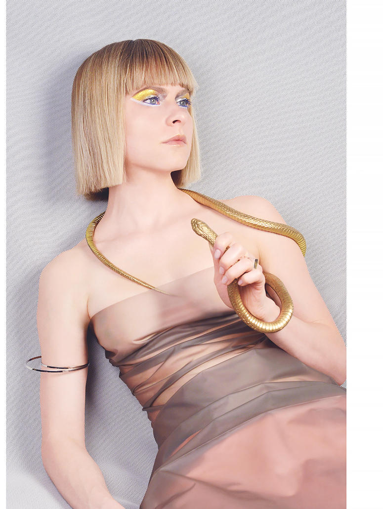 Cleopatra Gold. by saturninus