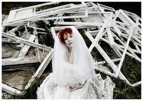 Porcelain Bride. by saturninus