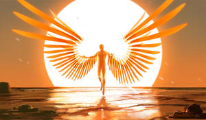 Sun by OrangeSavannah