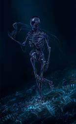 Ruler of Bones by OrangeSavannah