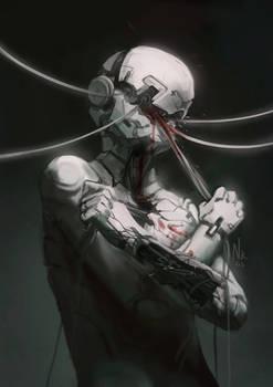 Cyborg [Goretober 02]