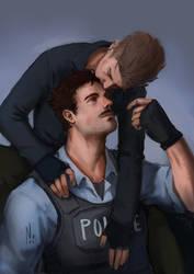 Hugs by OrangeSavannah