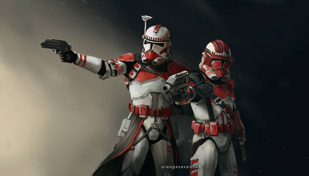 Coruscant Guards