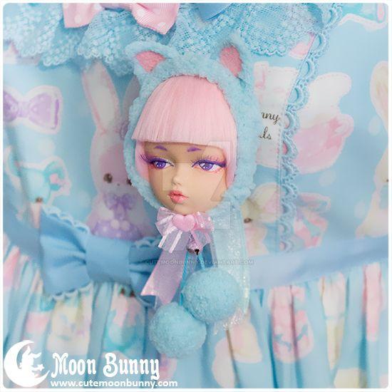 Fairy kitty 2wayclip by CuteMoonbunny