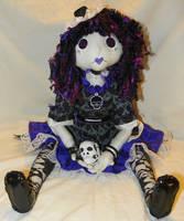 Loli-Ann Raggedy Doll by mihijime