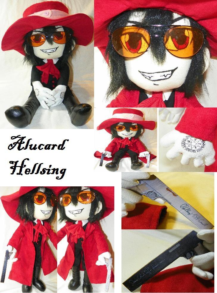 Hellsing Toys 23
