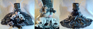 OOAK Art Doll - Maddy Hatts