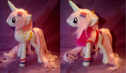 Commission: OC Merry Mistral Pony
