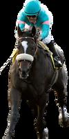 Race Horse Precut