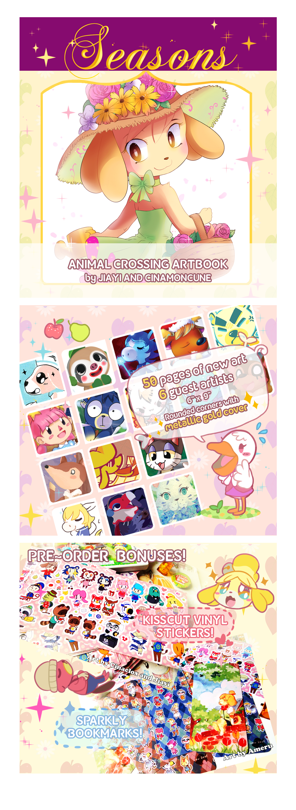~ACNL Artbook~ by Cuney