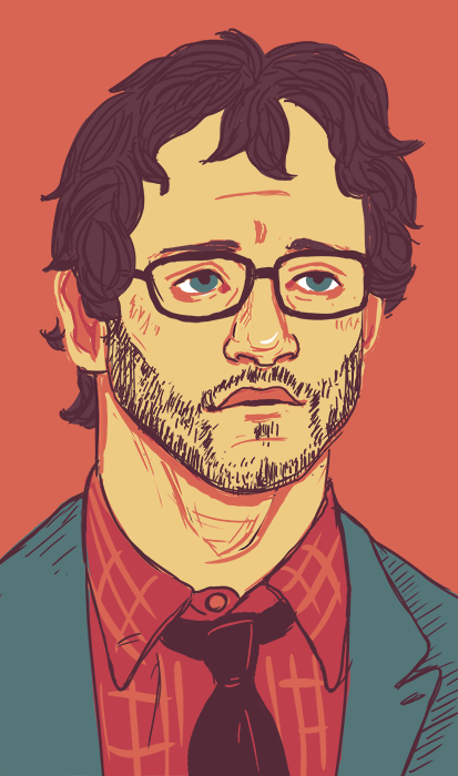 Palette Challenge: Will Graham by laura-kristen