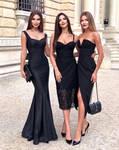 Elegant Black Dresses By ourmonkeymasters