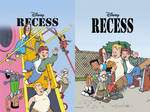 Recess 1997 Show Cover By koko