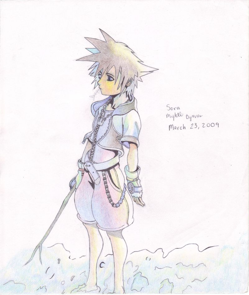 Sora by Kykel