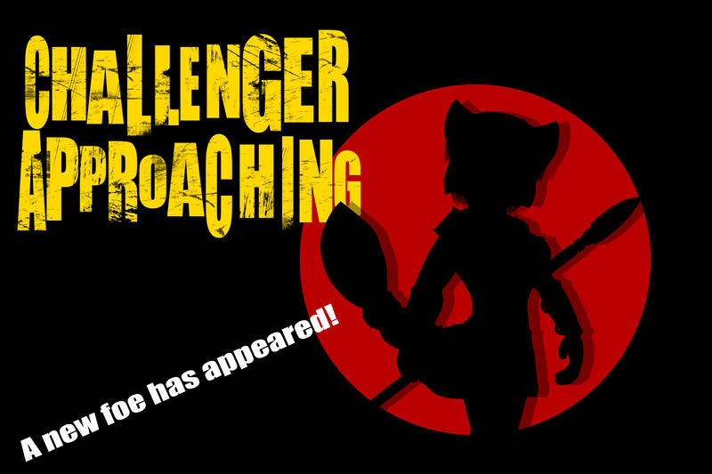 Challenger Approaching by DarkStory