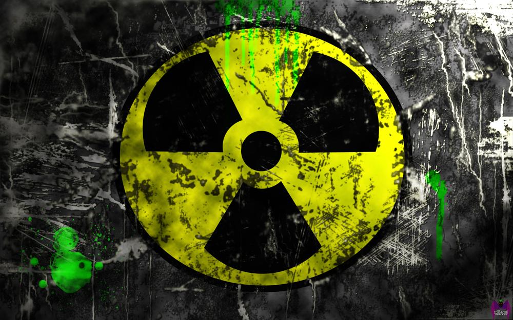 Radioactive Symbol Grunge By Darkstory On Deviantart