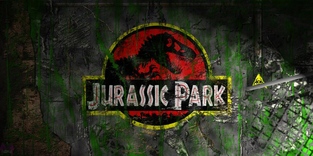 Jurassic Park Symbol Aged By Darkstory On Deviantart