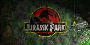 Jurassic Park Symbol Aged