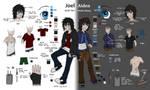 Jay + Aid Colour Sheet by AbnormallyNice