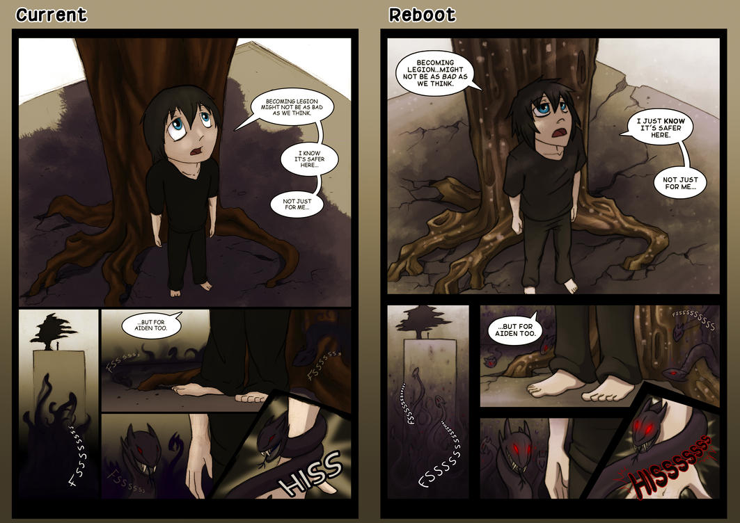 WS Chapter 1 Reboot - Update by AbnormallyNice