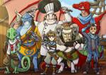 Comm: The Pirate Crew