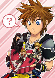 KH: Heart box by AbnormallyNice