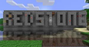 Minecraft Wallpaper - Redstone