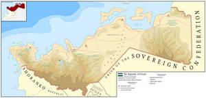 WIP Atlas of the Republic of Dvom