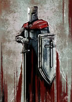 Holy Knight by ZachDB