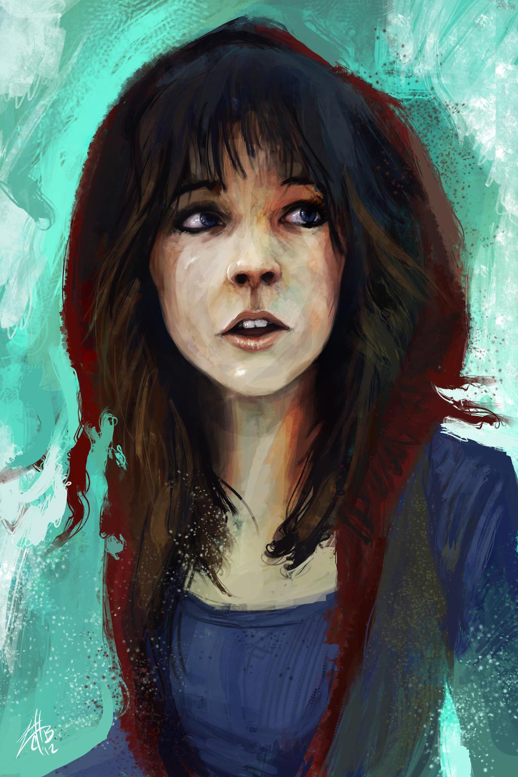 Lindsey Stirling Expression 2 by ZachDB