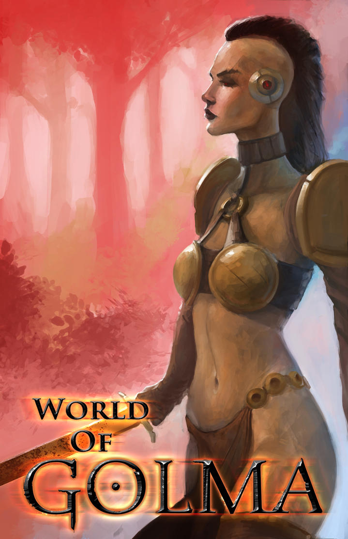 WoG: Raqai Cover by ZachDB