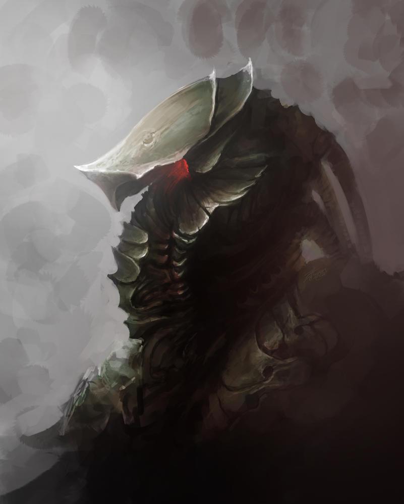 BioMecha Armor by ZachDB