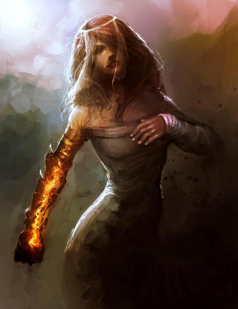Demon Bride by ZachDB