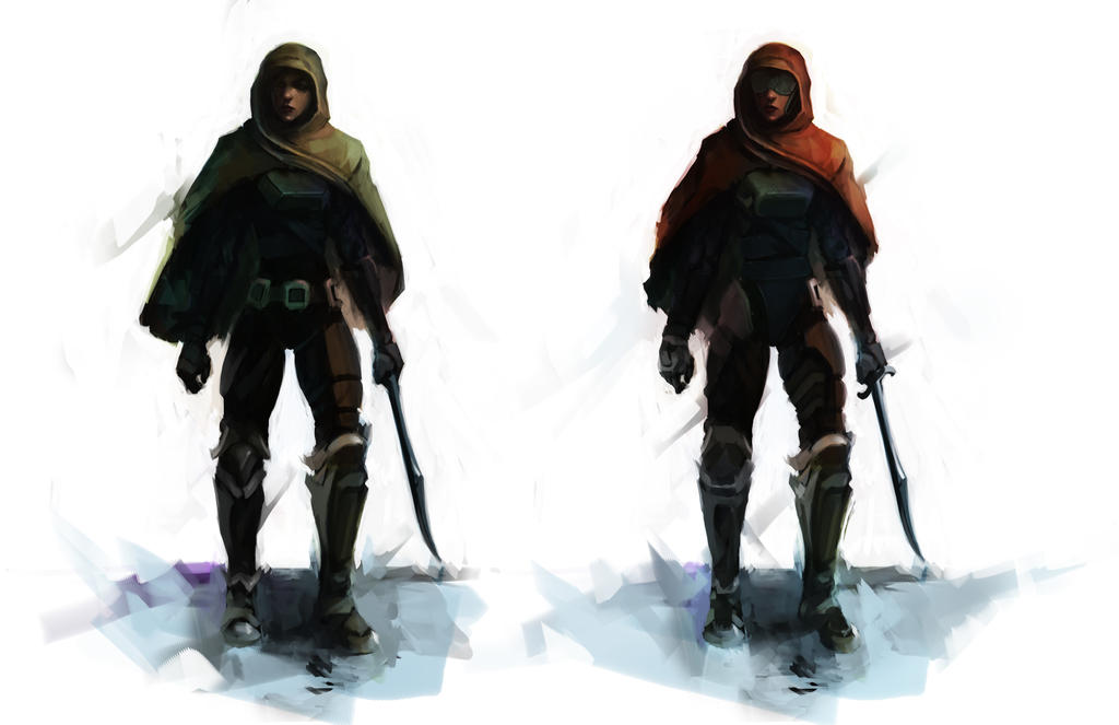 Striker Concept by ZachDB