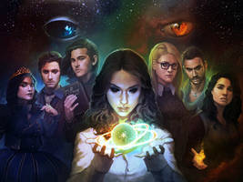 The Magicians Contest by ZachDB